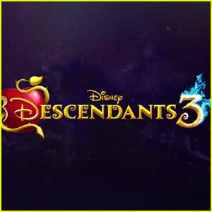New 'Descendants 3' Logo Hints At 'Brave' Connection
