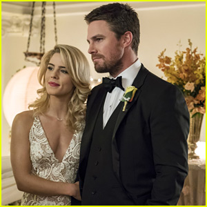 Emily Bett Rickards Is Shutting Down This Felicity Storyline on 'Arrow'