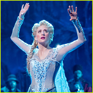 Listen to 'Frozen' on Broadway's New Album!