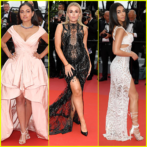 Inanna Sarkis Makes Her Cannes Film Festival Debut!