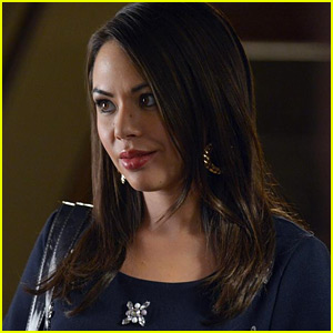 Janel Parrish Teases How Mona Has Changed on 'The Perfectionists' In Twitter Chat