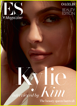 Kylie Jenner Talks About Being a First Time Mom