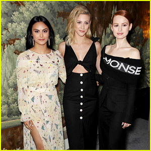 The Ladies of 'Riverdale' Stun at CW Upfronts 2018 - See The Pics!