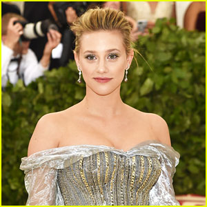 Lili Reinhart Dishes On Her 2018 Met Gala Experience: 'I Was Star Struck!'