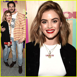Lucy Hale Only Wants To Surround Herself With These Kinds of People