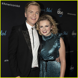 American Idol's Maddie Poppe & Caleb Lee Hutchinson Are Dating!