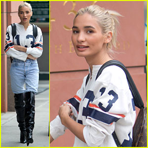 Pia Mia Is Always Working To Improve & Move Forward In Her Career