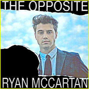 Ryan McCartan's Debut EP 'The Opposite' Is Out Now - Stream & Download!