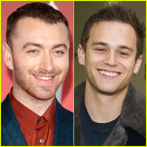 Sam Smith Has the 'World's Biggest Crush' on Brandon Flynn!
