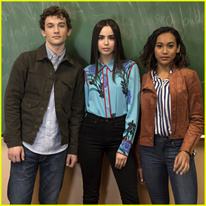 Sofia Carson Was So Excited About 'The Perfectionists' Pick Up She Did This To Celebrate