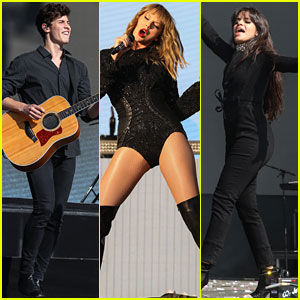 Shawn Mendes Performs With Thirty Seconds to Mars at Biggest Weekend Festival