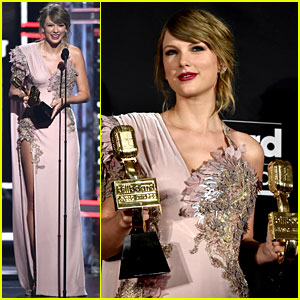 Taylor Swift Wins Big During Her Billboard Music Awards Return!