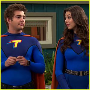 Phoebe & Max Take On The Z-Force Championship on 'The Thundermans' Series Finale (Video)