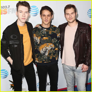 '13 Reasons Why' Stars Justin Prentice, Devin Druid & Timothy Granaderos Step Out for Wango Tango