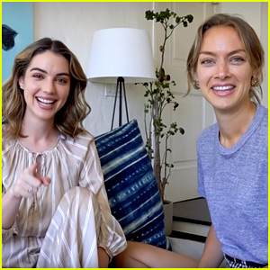 Adelaide Kane Plays 20 Questions With 'Reign' Co-Star & BFF Rachel Skarsten