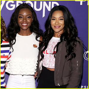Riverdale's Ashleigh Murray Says Candice Patton Paved The Way For Her To Play Josie McCoy