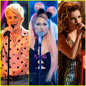 Charlie Puth, Meghan Trainor, & Echosmith Perform at Radio Disney Music Awards 2018! (Video)