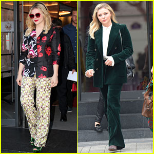 Chloe Moretz Looks Tres Chic at 'Come As You Are' Premiere in Paris!