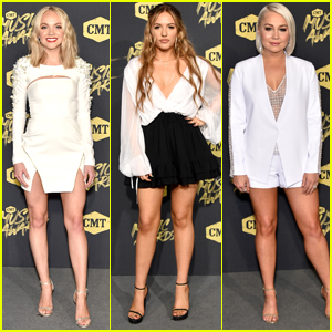 Danielle Bradbery Looks Gorgeous For CMT Music Awards 2018