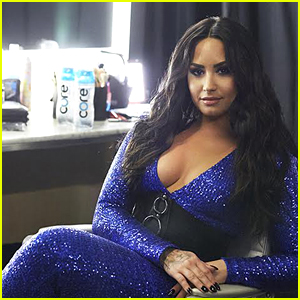 Demi Lovato Is the Star of the New CORE Hydration Campaign!