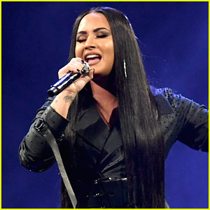 Demi Lovato Breaks Silence After Releasing New Song 'Sober'