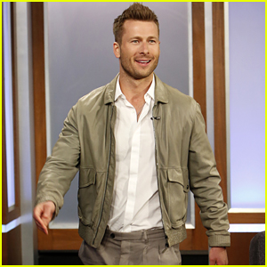 Glen Powell Explains Why He Sent His Monkey to Jail - Watch!