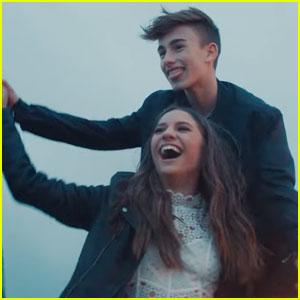 Johnny Orlando & Mackenzie Ziegler Couple Up in 'What If' Music Video - Watch Now!