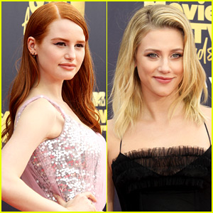 Lili Reinhart Saved Madelaine Petsch From a Wardrobe Malfunction