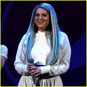 Here's The Cool Reason Behind Meghan Trainor's Ever-Changing Hair Color