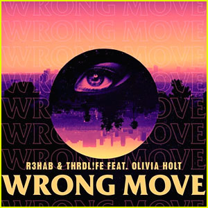 Olivia Holt Releases Cover Art For New Single With R3hab & THRDL!FE