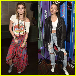 Paris Jackson & Madison Beer Celebrate at #RDxCaliGirls Launch Party!