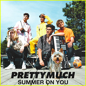 PRETTYMUCH Drop 'Summer On You' To Celebrate First Official Day Of Summer - Listen & Download Here!