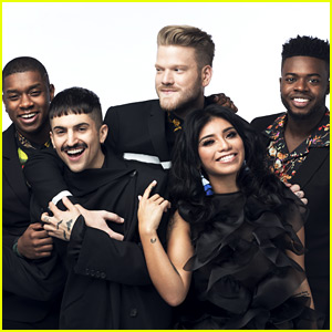 Scott Hoying, Kirstin Maldonado & More Celebrate 7 Years of Pentatonix