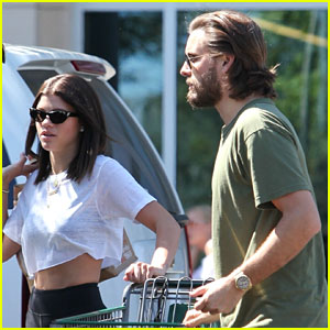 Sofia Richie Goes Food Shopping with Scott Disick to Wrap Up Their Weekend