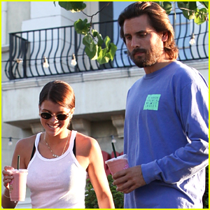 Sofia Richie is All Smiles on Date with Scott Disick!