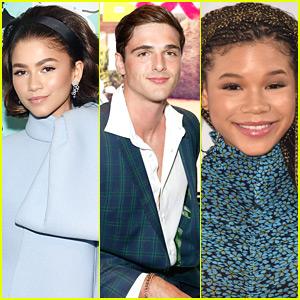 Zendaya, Storm Reid & Jacob Elordi Cast in HBO Drama Series 'Euphoria'