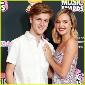 Bailee Madison Cuddles Up to Alex Lange After Wisdom Teeth Surgery!