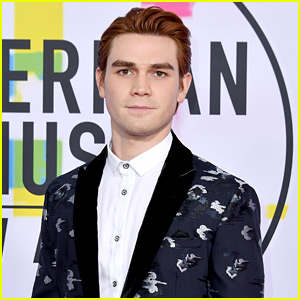 KJ Apa Scrapes Up Hand After Late Night Skateboarding