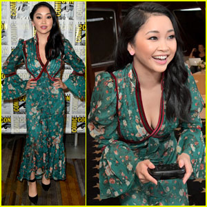 Lana Condor Joins 'Deadly Class' Cast at Comic-Con!
