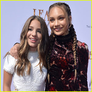 Maddie & Mackenzie Ziegler Spend Time With Young Dancers Battling Cancer - Watch the PSA