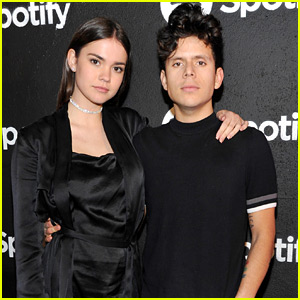 Maia Mitchell & Rudy Mancuso Share Gorgeous New Cover From 'Once'