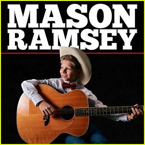 Mason Ramsey, aka Walmart Yodel Kid, Just Dropped His EP!
