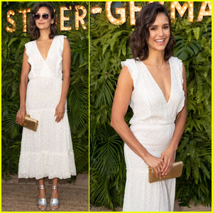 Nina Dobrev Looks So Chic at 'Maison St-Germain's Summer Party