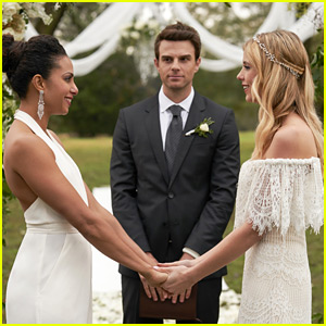 Freya & Keelin Get Married Tonight on 'The Originals'!