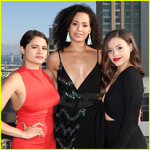 Sarah Jeffery & 'Charmed' Sisters Are Ignoring The Negativity About New Series