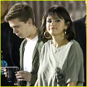 Selena Gomez & Caleb Stevens Are Not a Couple!