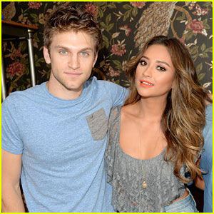 Shay Mitchell & Keegan Allen Really Want This Invention to Happen