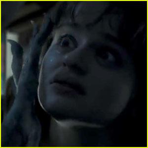 Joey King Stars in Creepy 'Slender Man' Trailer - Watch!