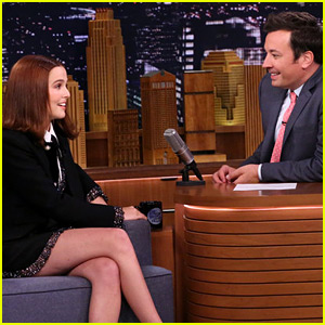 Zoey Deutch Tests Out Her New Accents for Jimmy Fallon
