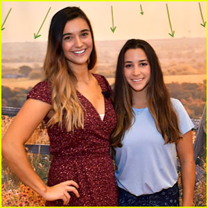 Aly Raisman Joins Paralympian Brenna Huckaby at Aerie Real Talk Event